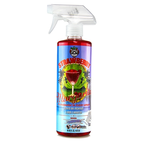 Chemical Guys Strawberry Margarita Scent Premium Air Freshener Oder Eliminator 473 ml - нейтрализатор запаха